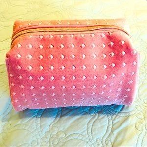 Handbags - Pink Makeup Bag NWOT